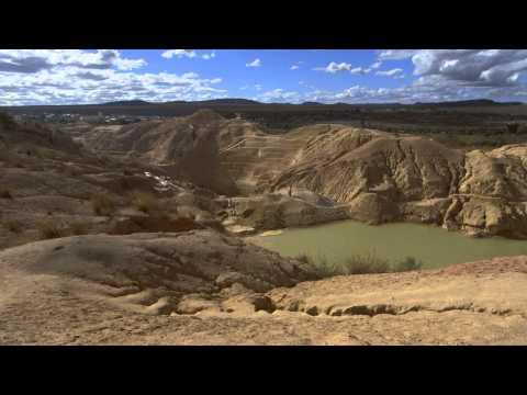 Sapphire mining around Ilakaka, Madagascar - Gasy net