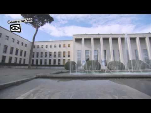 """""""Eur, il futuro della storia"""" (Camera con vista - Rai Italia)"""