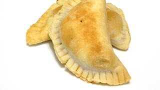 How To Make Homemade Empanadilla(empanada) Dough