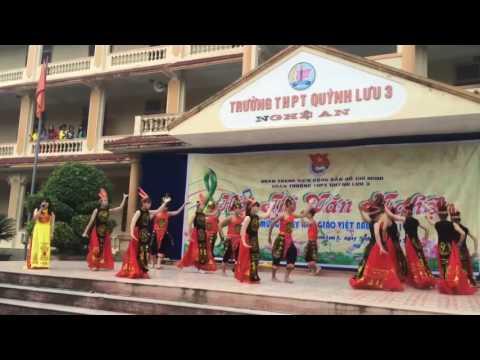 Lời Ru Âu Lạc - Chi Đoàn 12A3 Trường THPT Quỳnh Lưu 3