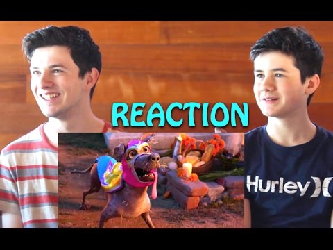 "Thumbnail: Coco ""Dante's Lunch"" - Our Reaction"