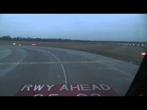 Amazing Cockpit TakeOff  Boeing 737