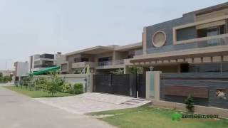 STYLISH 1 KANAL HOUSE FOR SALE IN DHA PHASE 6 LAHORE
