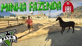 GTA V ⭕NLINE 🔜 VIDA DE LUXO - MINHA FAZENDA E ROLE COM MINHA GATA DE AUDI TT! #1 - CARROVLOG