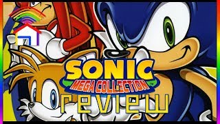 Sonic Mega Collection (Plus) review - ColourShed - OLD SCHOOL COOL!