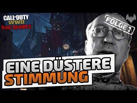 Eine düstere Stimmung - ♠ Call of Duty: WWII Zombies ♠ - Deutsch German - Dhalucard thumbnail