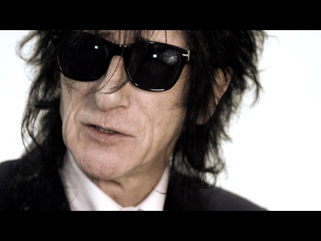 Dr John Cooper Clarke on Arctic Monkeys and I Wanna Be Yours