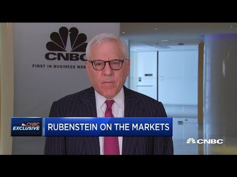 Carlyle Group's David Rubenstein on the Fed
