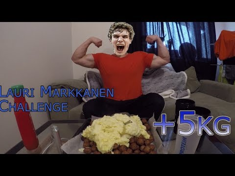 Lauri Markkanen Challenge +5kg