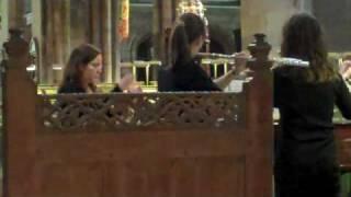 CU Flute Quartet - Shenandoah