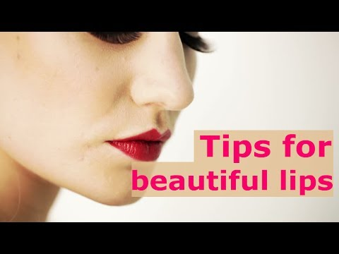 Tips For Beautiful Lips | Tips To Get Glowing Lips Within Few Days