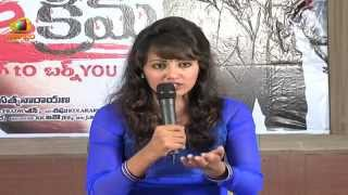 Tejaswi Madivada clears the controversy about being nude in Ice Cream - RGV, Navdeep