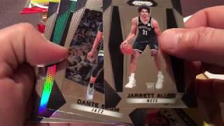 2017 Panini Prizm Basketball Cello Box Break 3
