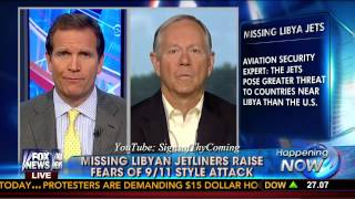 Libya : 11 Missing Libyan Jetliners raise fears of a 9/11 type ISIS Suicide Attack (Sept 04, 2014)