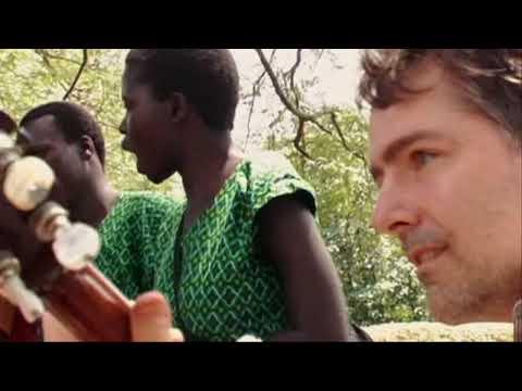 Throw down your heart  Béla & Ruth: banjo + thumb piano