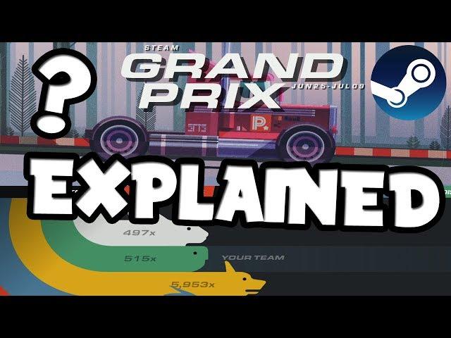 Steam Grand Prix Summer Sale 2019 Explained!