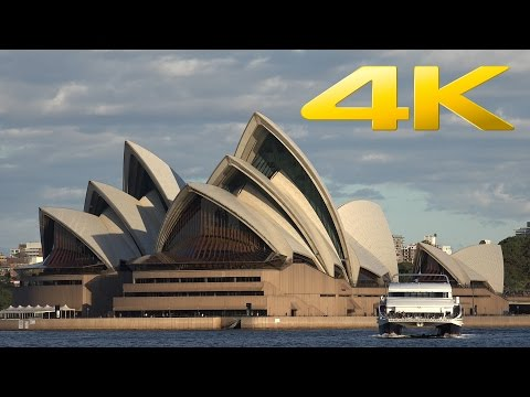 4K | Sydney, Australia in Ultra High Definition