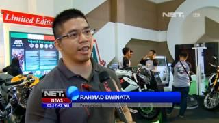 NET5 - Jatim Motor Show memanjakan penggemar otomotif