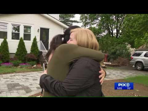 East Brook Middle School students reunite with parents following bus crash in Mount Olive, NJ