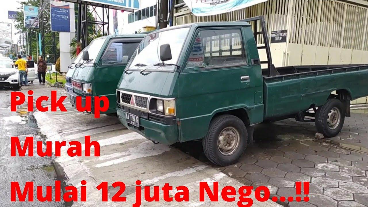 Pick Up Murah Hargany Mulai 12 Juta Aja Masih Bisa Ditawar Terjual Lampung Youtube