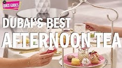 Dubai's best afternoon teas 2019