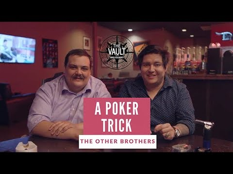 A POKER TRICK by The Other Brothers