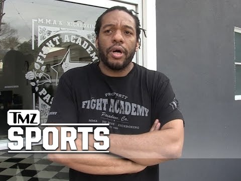 UFC REF HERB DEAN -- FIRES BACK AT MICHAEL RAPAPORT... Don't Tell Me How To Do My Job   TMZ Sports