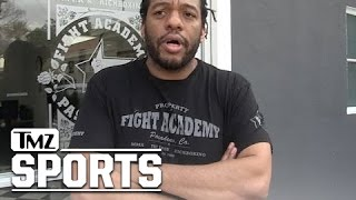 UFC REF HERB DEAN -- FIRES BACK AT MICHAEL RAPAPORT... Don't Tell Me How To Do My Job | TMZ Sports