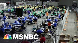 Red Flags Raised Over GOP Audit Of Arizona 2020 Ballots | MSNBC