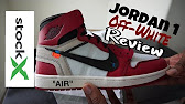 9349e72bbede21 Unboxing Exclusive Nike Air Jordan 1 OG x Off White with T shirt and ...