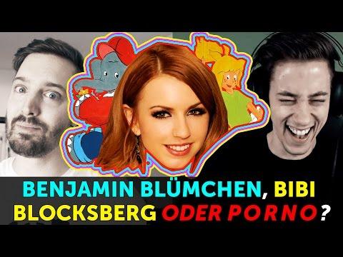 Benjamin Blümchen, Bibi Blocksberg oder PORNO?   Wessen line? mit HandOfBlood