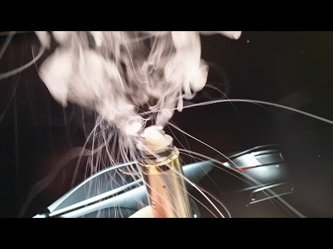Vaping Caked Coils