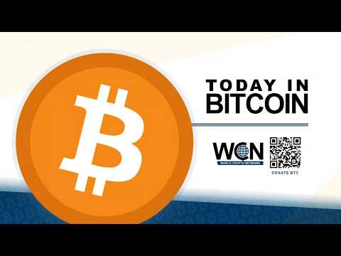 Today in Bitcoin (2018-03-07) - Bitcoin falls 10% on news that SEC asks Exchanges to register