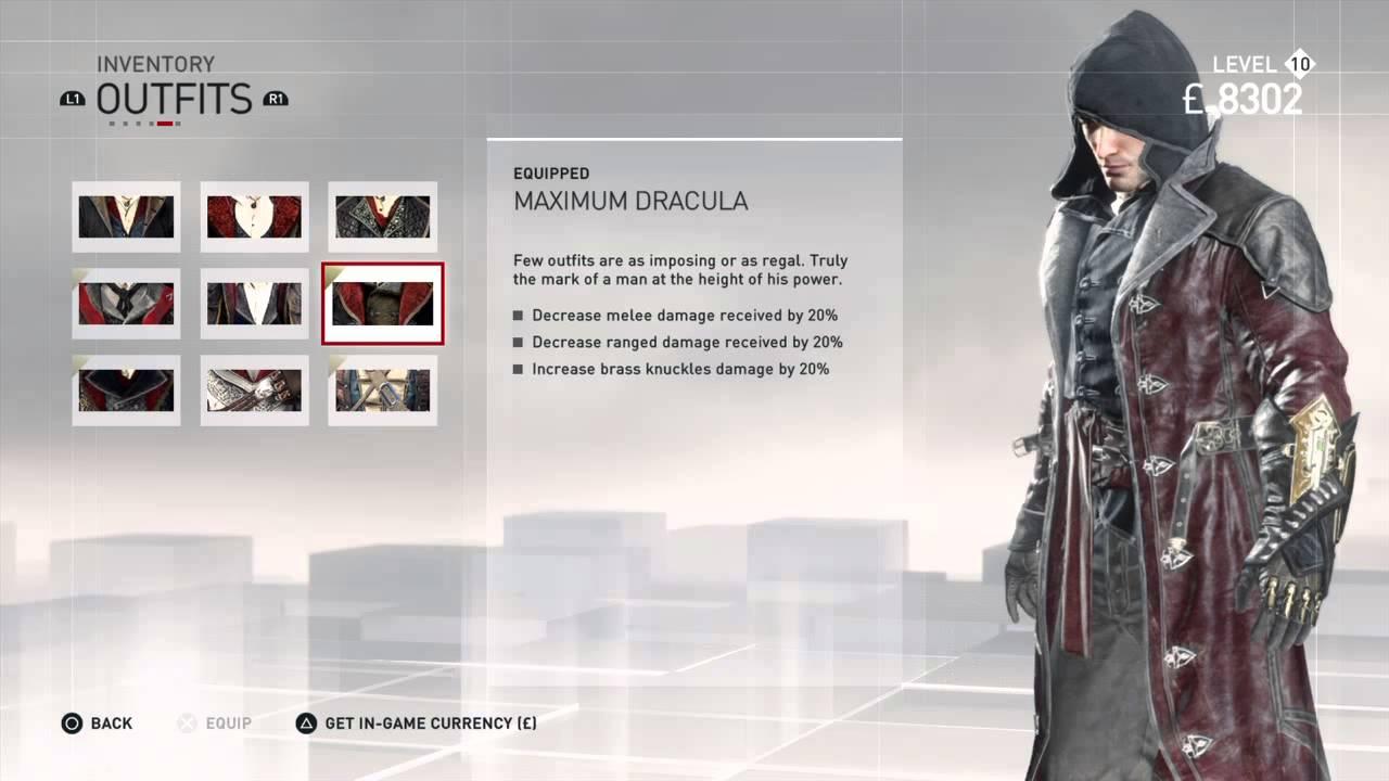 Maximum Dracula Assassins Creed Syndicate Youtube