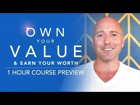 Own Your Value: *1 Hour LIVE* Course Preview with Lee Harris