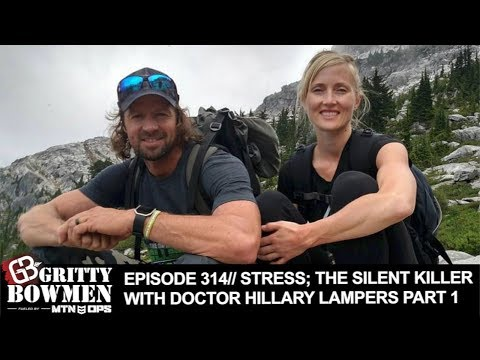 EPISODE 314: Stress; The Silent Killer with Doctor Hillary Lampers