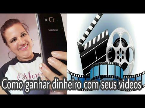 COMO GANHAR DINHEIRO COM OS VIDEOS