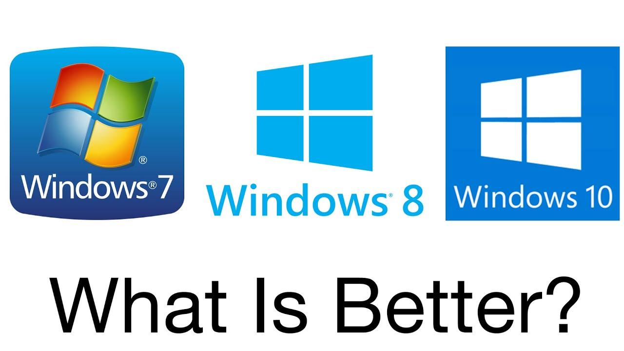 Windows 7 Oder 10