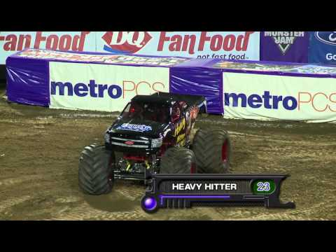 Monster Jam Everbank Field Jacksonville, Florida 2014 - FULL SHOW - Episode 9