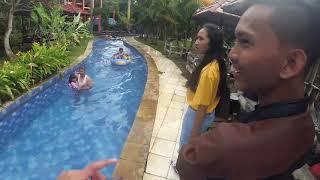 Wisata liburan di kuningan Waterboom sangkan aqua park