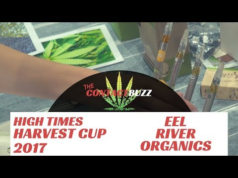 Eel River Organics - Organic DRY Cannabis Growing - High Times Harvest Cup 2017
