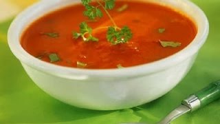 Recipe - Tomato Soup Hindi