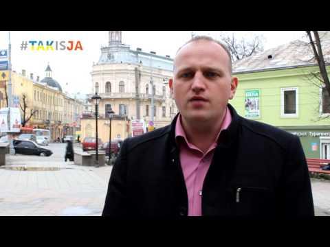 #TAKISJA Volodymyr Serediuk (Chernivtsi)
