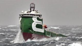 Революционный дизайн кораблей который изменит отрасль. Суда с инверсным носом X-BOW.