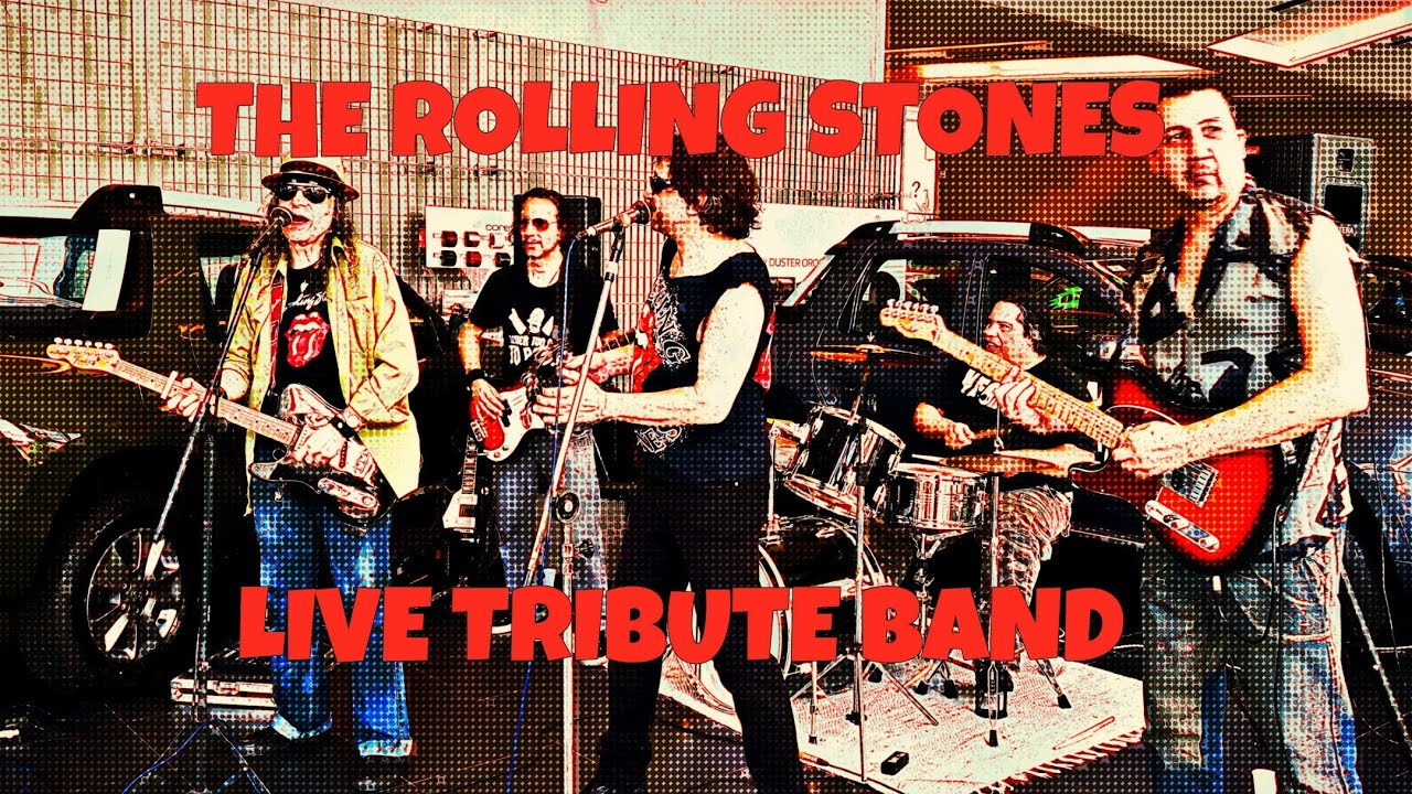 Rolling Stones Band Cover