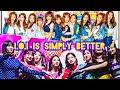 I.o.i Is Better Than Twice | Twice Vs I.o.i | Kpophabbits
