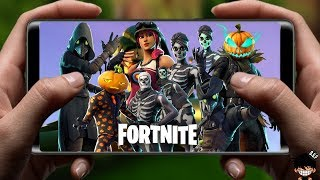 Left!!! FORTNITE MOBILE OFFICIAL ANDROID FINALLY END OF RESTRICTED BETA DOWNLOAD