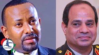 Ethiopia Chooses New Prime Minister as Egypt