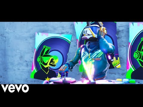 Fortnite - Drop The Bass (Official Music Video) Mp3