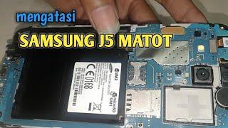 Samsung J5 mati total - dead solution